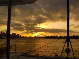 Sunset Athol Bay