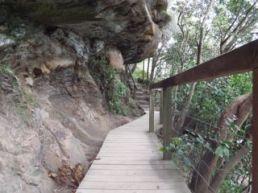 Split Bridge to Manly walk