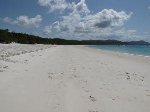 Whitehaven Beach, Whitsunday Island