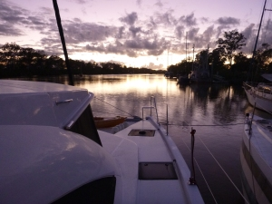 Sunrise Mary River, Maryborough, Queensland