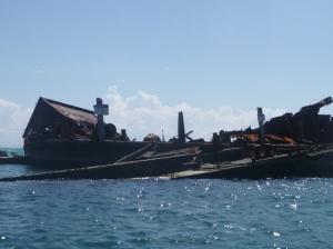 Tangalooma Wrecks, Morton Island
