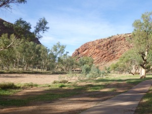The Gap, Alice Springs